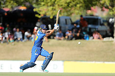 Paarl: Cape Cobras v Dolphins One Day Cup 8 March 2017