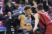 DESCRIZIONE: Casale Monferrato Campionato LNP ADECCO GOLD 2013/2014 Novipiu Casale Monferrato-Aquila Basket Trento<br /> GIOCATORE: Brandon Triche<br /> CATEGORIA: attacco<br /> SQUADRA: Aquila Basket Trento<br /> EVENTO: Campionato LNP ADECCO GOLD 2013/2014<br /> GARA: Novipiu Casale Monferrato-Aquila Basket Trento<br /> DATA: 22/12/2013<br /> SPORT: Pallacanestro <br /> AUTORE: Junior Casale/Gianluca Gentile<br /> Galleria: LNP GOLD 2013/2014<br /> Fotonotizia: Casale Monferrato Campionato LNP ADECCO GOLD 2013/2014 Novipiu Casale Monferrato-Aquila Basket Trento<br /> Predefinita: