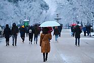 010721 Heaviest snowfall in Madrid
