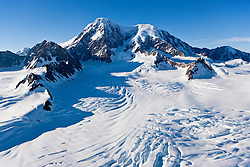 Mount Vancouver, Kluane National Park, Yukon