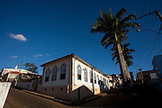 Campanha_MG, Brasil...Fachada de um casarao em Campanha...A house facade in Campanha...Foto: LEO DRUMOND / NITRO.....