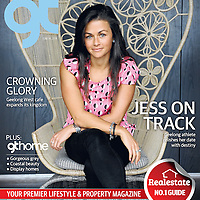 Australian Commonwealth Games athlete, Jess Gulli, for gt magazine