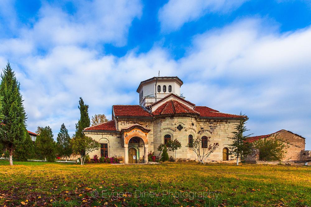 Old bulgarian monstery