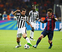 Andrea Pirlo, Lionel Messi <br /> Berlino 06-06-2015 OlympiaStadion  <br /> Juventus Barcelona - Juventus Barcellona <br /> Finale Final Champions League 2014/2015 <br /> Foto Schuler/Eibner-Pressefoto/Expa/Insidefoto
