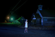 American  Dreamscapes /  Shaniko<br /> <br /> Shaniko, Oregon, USA,2014