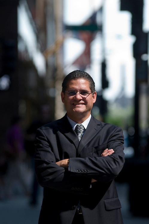 """Jorge """"George"""" Moreno is President of CivCon Services, Inc., a Chicago-based firm dedicated to Construction and Program Management as well as Civil Engineering Consulting."""