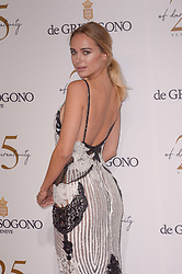 Kimberley Garner attending the DeGrisogono party during the 71st Cannes Film Festival in Antibes, France, on May 15, 2018. Photo by Julien Reynaud/APS-Medias/ABACAPRESS.COM