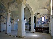 Synagoga w Bobowej.<br /> Synagogue in Bobowa.