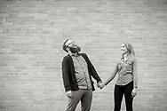 Kasie + Richard :: Appleton, Wisconsin Engagement Photography