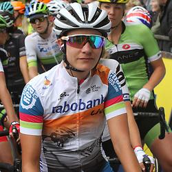16-06-2016: Wielrennen: Womens Tour GB: Stratford: STRAFORD (GB) cycling: Stage 2: Etappe 2: Marianne Vos: Rabo Liv