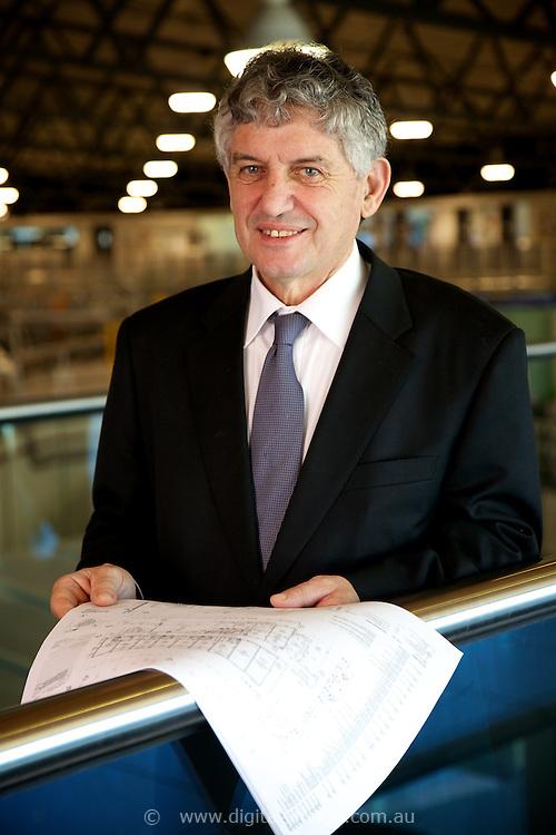 Dr George Borg, Australian Synchrotron