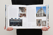 Newly Commissioned photographs of six buildings. Published by Thames & Hudson, 2011.