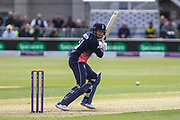 Jonny Bairstow of England during the One Day International match between England and Ireland at the Brightside County Ground, Bristol, United Kingdom on 5 May 2017. Photo by Andrew Lewis.