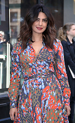 NEW YORK, NY - April 26: Priyanka Chopra seen after an appearance at Build Series in New York City on April 26, 2018. CAP/MPI/RW ©RW/MPI/Capital Pictures. 26 Apr 2018 Pictured: Priyanka Chopra. Photo credit: RW/MPI/Capital Pictures / MEGA TheMegaAgency.com +1 888 505 6342