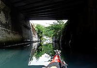 Kayaking Hidra