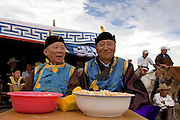 The people and faces of Mongolia in Nadaam
