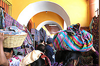 San Francisco el Alto market is an outdoor market that is jammed packed on Friday with pigs, cows, goats, chickens, sheep and most other animals that can be traded.  You can also find fruit, vegetables, handicrafts and just about anything else you might need.