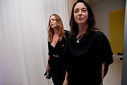 STELLA MCCARTNEY; MARY MCCARTNEY,  Told, The Art of Story by Simon Aboud. Published by Booth-Clibborn editions. Book launch party, <br /> St Martins Lane Hotel, 45 St Martins Lane, London WC2. 8 June 2009