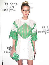 "2018 Tribeca Film Festival - ""The American Meme"". 27 Apr 2018 Pictured: Nicky Hilton Rothschild . Photo credit: MEGA TheMegaAgency.com +1 888 505 6342"