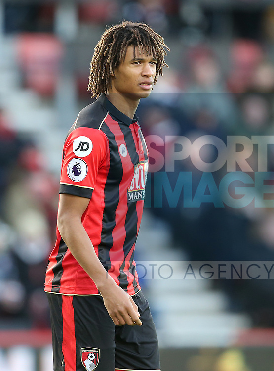 Bournemouth's Nathan Ake in action during the Premier League match at the Vitality Stadium, London. Picture date December 4th, 2016 Pic David Klein/Sportimage