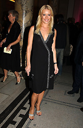 DENISE VAN OUTEN at the 2004 British Fashion Awards held at Thhe V&A museum, London on 2nd November 2004.<br />