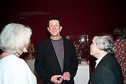 ANTHONY GORMLEY, Henry Moore, Tate Britain. London. 22 February 2010