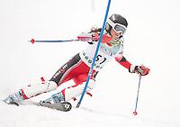 FIS NJR Slalom Ladies at Blackwater / Proctor February 18, 2011.