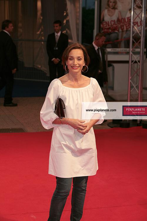 Kristin Scott Thomas - - 33 ème Festival du film américain de Deauville - 2/09/2007 - JSB / PixPlanete