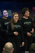 Eneksis Vocal Ensemble provided a stunning climax to the opening day of the 2018 Guildford Songfest. Eneksis are a vocal ensemble based at the West Australian Academy of Performing Arts, and under the direction of Michael McCarthy has gained a reputation as one of the finest choirs in Australia.