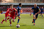 Crawley Town v Mansfield Town 130321