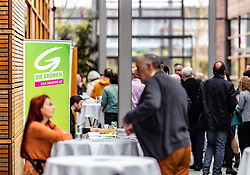 06.04.2019, Volkshaus Pichling, Linz, AUT, Landesversammlung die Grünen Oberösterreich, Wahl des Landessprechers, im Bild Uebersicht // during the provincial assembly of the OÖ Greens with election of the country speaker at the Volkshaus Pichling in Linz, Austria on 2019/04/06. EXPA Pictures © 2019, PhotoCredit: EXPA/ JFK