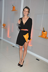 BRYONY DANIELS at the Veuve Clicquot Experience at The Hurlingham Party following the Polo in The Park held at the Hurlingham Club, London SW6 on 8th June 2012.