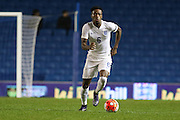 Nathaniel Chalobah (SSC Napoli, loan from Chelsea), England U21 during the UEFA European Championship Under 21 2017 Qualifier match between England and Switzerland at the American Express Community Stadium, Brighton and Hove, England on 16 November 2015. Photo by Phil Duncan.