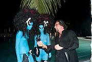 "SANTE D'ORAZIO, Neville Wakefield and Playboy host ÒNude as MuseÓ evening art salon. Standard Hotel.  Miami. 4 December 2010. -DO NOT ARCHIVE-© Copyright Photograph by Dafydd Jones. 248 Clapham Rd. London SW9 0PZ. Tel 0207 820 0771. www.dafjones.com.<br /> SANTE D'ORAZIO, Neville Wakefield and Playboy host ""Nude as Muse"" evening art salon. Standard Hotel.  Miami. 4 December 2010. -DO NOT ARCHIVE-© Copyright Photograph by Dafydd Jones. 248 Clapham Rd. London SW9 0PZ. Tel 0207 820 0771. www.dafjones.com."