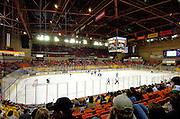 Alaska. Anchorage, Sullivan Arena,  Anchorage Aces, hockey, game