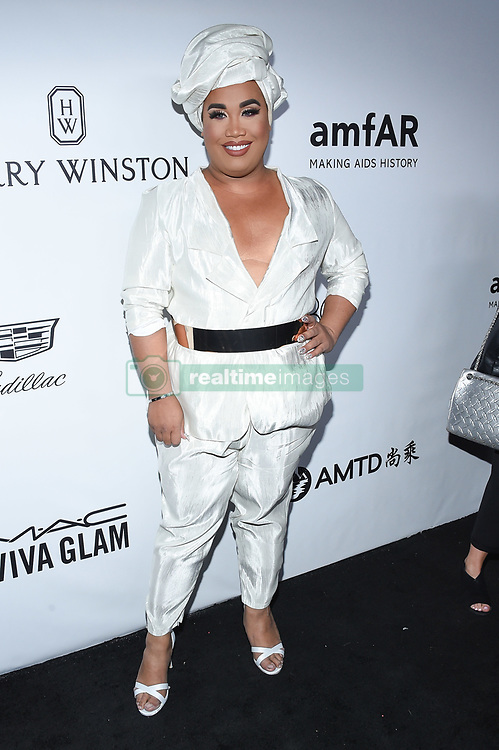 October 13, 2017 Beverly Hills, CA Patrick Starrr amfAR Gala Los Angeles honors Julia Roberts at their eighth annual benefit for AIDS research held at Green Acres Estate. 13 Oct 2017 Pictured: Patrick Starrr. Photo credit: O'Connor/AFF-USA.com / MEGA TheMegaAgency.com +1 888 505 6342