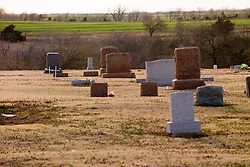Along Old US Route 66 near Bridgeport Oklahoma