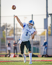 On April 09, 2021, the Analy varsity football team played an away game against the Hounds of Healdsburg High School.