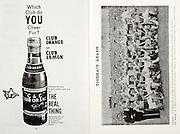 All Ireland Senior Hurling Championship Final,.06.09.1964, 09.06.1964, 6th September 1964,.Minor Cork v Laois, .Senior Kilkenny v Tipperary, Tipperary 5-13 Kilkenny 2-08,..C & C, The Real Thing, .45 Kildare Street Dublin, .