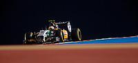 PEREZ Sergio (Mex) Force India Vjm07 Action during the 2014 Formula One World Championship, Grand Prix of Bahrain on April 6, 2014 in Sakhir, Bahrain. Photo François Flamand / DPPI