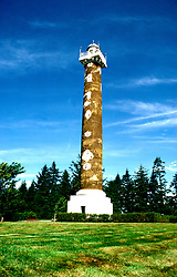 Oregon: Portland, Astoria Tower, Photo: orport103  .Photo copyright Lee Foster, www.fostertravel.com , 510/549-2202, lee@fostertravel.com