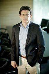 Dalton Schmidt, no escritório da CRP Companhia de Participações, em Porto Alegre Alegre.  FOTO: Jefferson Bernardes/Preview.com