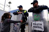 U.S./Mexican Boarder - Migrants Caravan