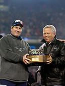 NFL-AFC Championship-Indianapolis Colts at New England Patriots-Jan 18, 2004