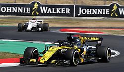 July 8, 2018 - Silverstone, Great Britain - Motorsports: FIA Formula One World Championship 2018, Grand Prix of Great Britain, .#27 Nico Hulkenberg (GER, Renault Sport Formula One Team) (Credit Image: © Hoch Zwei via ZUMA Wire)