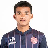 THAILAND - JUNE 26: Kritsana Daokrajai #50 of Buriram United on June 26, 2019.<br /> .<br /> .<br /> .<br /> (Photo by: Naratip Golf Srisupab/SEALs Sports Images/MB Media Solutions)