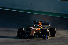 F1 2019: Barcelona Testing - 28 Feb 2019