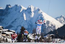 February 24, 2019 - Seefeld In Tirol, AUSTRIA - 190224 Maja Dahlqvist of Sweden competes in women's team sprint semi final during the FIS Nordic World Ski Championships on February 24, 2019 in Seefeld in Tirol..Photo: Joel Marklund / BILDBYRN / kod JM / 87888 (Credit Image: © Joel Marklund/Bildbyran via ZUMA Press)