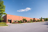 Exterior image of Westview Business Park in Frederick MD by Jeffrey Sauers of Commercial Photographics, Architectural Photo Artistry in Washington DC, Virginia to Florida and PA to New England
