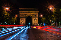 Arc de Triomphe, Place Charles de Gaulle
